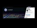 HP 410X High Yield Black Original LaserJet Toner Cartridge