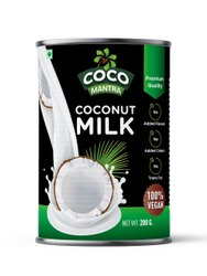 Coco mantra Coconut milk 400ml 17-19%, Can