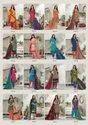 Balaji Spark Vol 15 Pure Cotton Dress Material Catalog