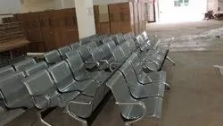 Stainless Steel Hospital Waiting Chairs