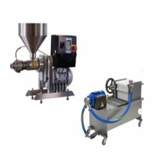 Multi Seed Oil Press