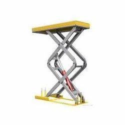 Color Coated Hydraulic Scissor Lift