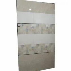 Gloss Multicolor Rectangular Wall Tiles