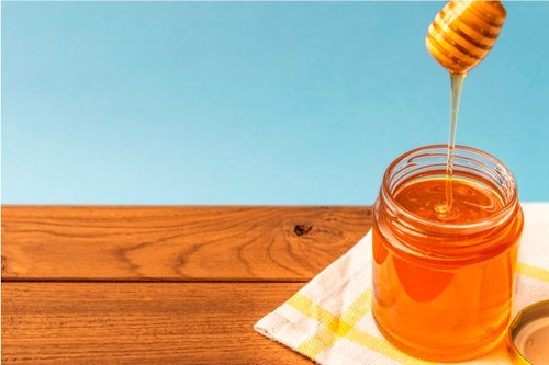 HoneyVeda Natural Lychee Honey, 20-25Kg, Harisons Enterprise | ID:  22482290255