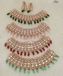 Fancy Kundan Chocker Set