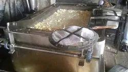 Rectangular Fryers Direct Heat