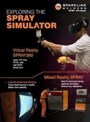 Spray Painting Simulator Model : Spray 360
