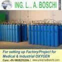 Oxygen Gas Plant (UBP- 100 M3/hr.)