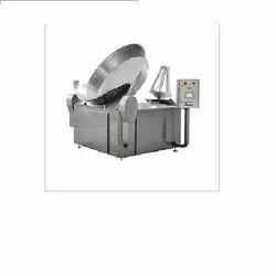 Round oil Fryer