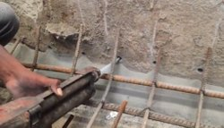 Drilling & Grouting Services (With Hilti RE500 V3 Chemical) -  32mm Steel Rebar Size