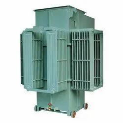 Vijay Industries Three Phase Servo Controlled Voltage Stabilizer, Capacity: 5000 Kva, 440 V