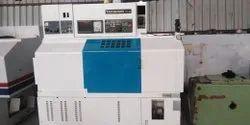 MAKE TAKISAWA TC 20 CNC LATHE MACHINE CONTROL FANUC OT 200 CHUCK 500 LENGHT