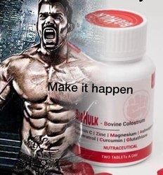 Biohulk Xtra Tablet, Prescription