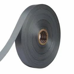 Double Satin NR - Lead Grey Ribbons25mm/1Inch 20mtr Length