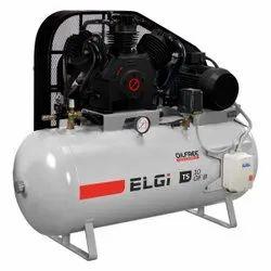 Two-Stage Oil-Free Piston Compressor