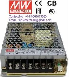 Meanwell 12VDC 8.5A Power Supply