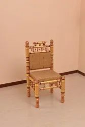 New Caramel Wooden Dining Chair, For Home, Set Size: Single
