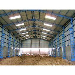 Prefab 350 MPA Pre Engineered Buildings