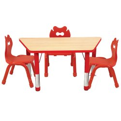 Trapezium Table