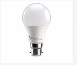 Syska SSK-PAG-DX3 Tritone Base 9-Watt LED Bulb