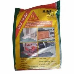 Tile Adhesive For Fixing Wall And Floor Tiles-Sika Tilofix