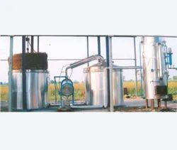 Distillation Plant For Sandal Wood Agar Wood Massoi Wood