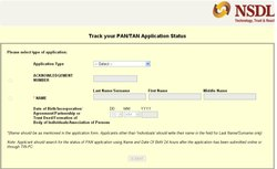 Upto 1 Week Online Tan Application Service