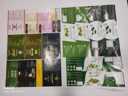 Fancy Paper Template Printing Services