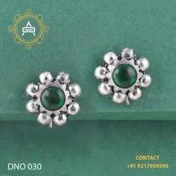 AGG Wedding Artificial Oxidise Earring