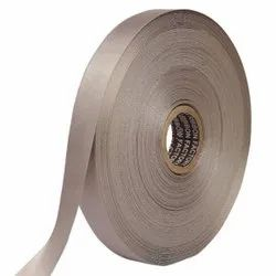 Double Satin NR - Fossil Grey Ribbons25mm/1Inch 20mtr Length