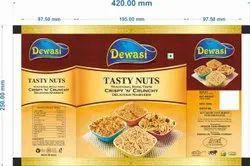 Dewasi Packet Tasty Nuts Namkeen, Packaging Size: 100 Gms