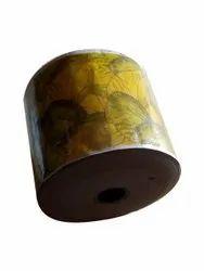 Printed Sal Patta Paper Plate Roll
