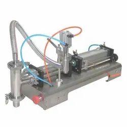 Sanitizer Packaging Machine