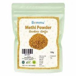 Herbal Garam Masala Methi Powder, Packaging Type: Pouch, Packaging Size: 100g