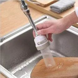 Round Faucet With Extension water saving Tap, For Kitchen