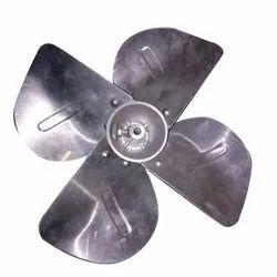 Steel Silver Rust Proof Cooler Blade