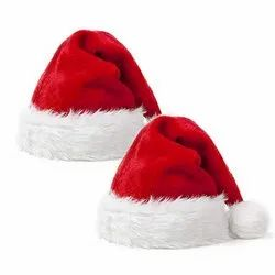 Christmas Santa Claus Fur Caps For Christmas Party