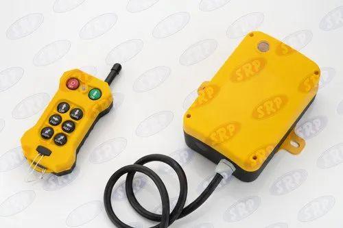 Single Speed 6 Button Crane Wireless Radio Remote Control
