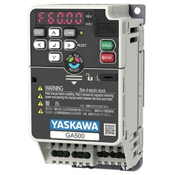 Yaskawa GA500 Inverter Drives