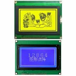 JHD 128 x 64 Dots Graphic LCD Display Module, Model Name/Number: JHD12864E