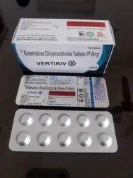 Betahistine Hcl 8mg Tablet