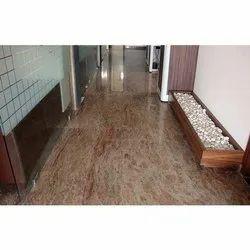 Residential Building Granite Flooring Services, Waterproof