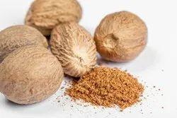 Solid Organic Nutmeg, Packaging Type: 9 Kg Carton, Packaging Size: 500g