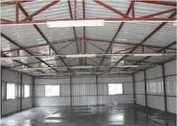 Prefab Fabricated Industrial Sheds