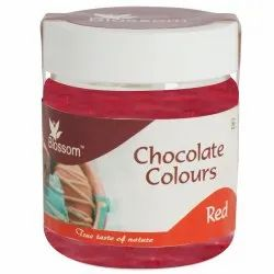 Blossom Red Chocolate Colours