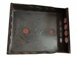 Mild Steel (MS) Rectangular Electrical Box, For Junction Boxes