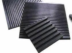 VISHWAM Black Anti Vibration Pads