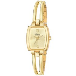 Bezelo Women Square Dial Ladies Wrist Watch