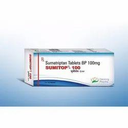 Sumatriptan Tablets Bp 100 mg
