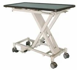 VETERINARY TABLE HYDROLIC OPRATED